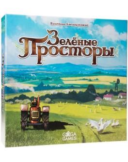 Настільна гра Зелені Простори (Fields of Green) GaGa Games - pi GG102