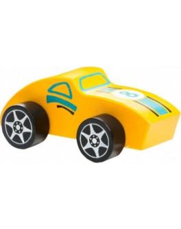 Дерев'яна іграшка Cubika Машинка Тера-Спорт LM-4 (12954) - cub 12954