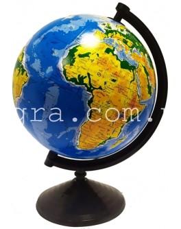 Глобус фізичний 26 см - нуш 93219