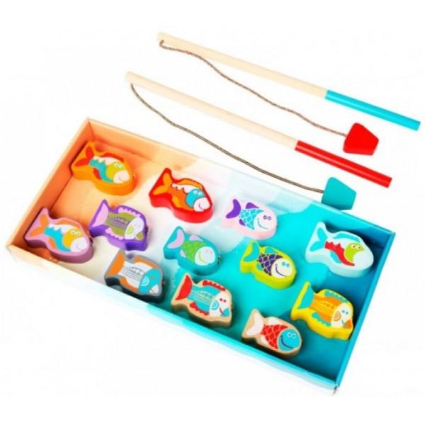 игрушка Рыбалка Cubika 13739