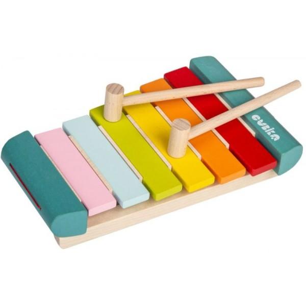 игрушка Ксилофон LKS-2 Cubika 14033