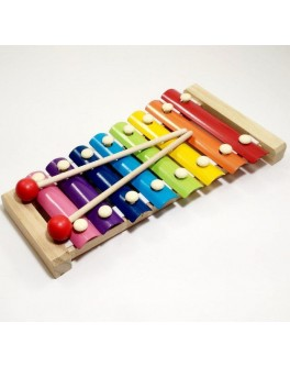 Деревянная игрушка Ксилофон Симфония 8 нот - симфония