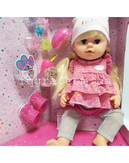 Кукла функциональная Сестричка BLS 001 B - igs BLS 001 B