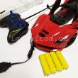 Іграшка Машина на радіоуправлінні (двері і багажник відкриваються пультом, світло) - igs XC 18-1 A