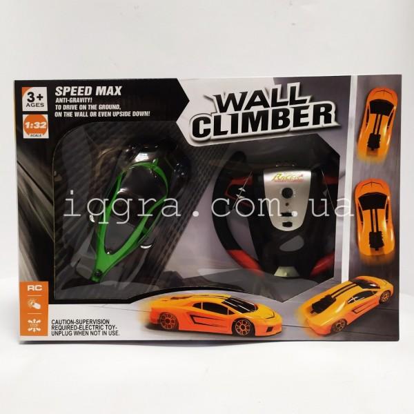 Іграшка Машинка антигравітаційна на р/у (їздить по стінах) - igs 866-10