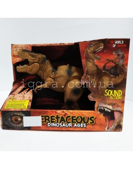 Игрушка Динозавр - ходит и рычит - igs WS 5316