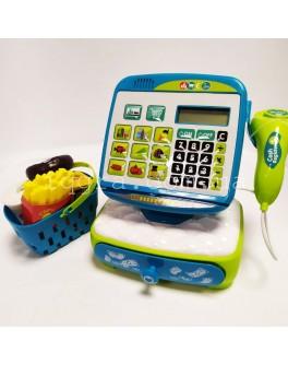 Детский Кассовый аппарат со сканером 35580 А - igs 35580 А