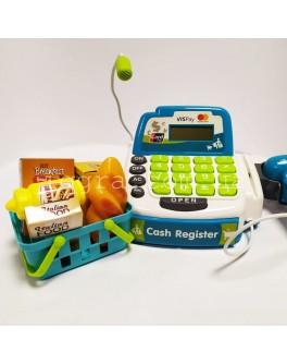 Детский Кассовый аппарат со сканером 35532 А - igs 35532 А
