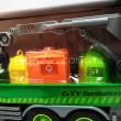 Машинка інерційна Сміттєвоз WY 309 S (світло, звук) - igs WY 309 S