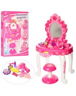 Дитяче трюмо для дівчаток Маленька кокетка 16693A - mpl 16693A