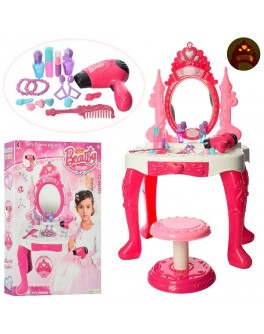 Дитячий туалетний столик з дзеркалом і стільчиком V66868 - mpl V66868