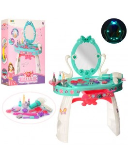 Дитячий музичний столик-трюмо 8238 - mpl 8238