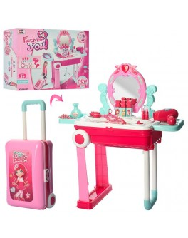 Трюмо дитяче мобільне в валізі 008-923 - mpl 008-923
