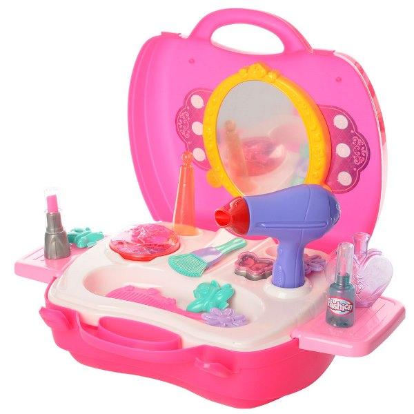 Ігровий набір Салон краси в валізці 8228 - mpl 8228