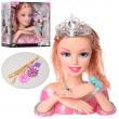 Лялька голова-манекен для зачісок 83267 - mpl 83267