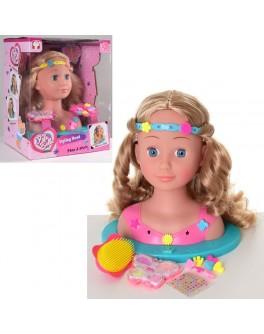 Кукла манекен для причесок YL888A - mpl YL888A-1-B-1
