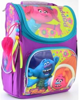 Рюкзак школьный каркасный 1 Вересня H-11 Trolls - poz 553359