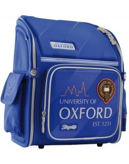 Рюкзак шкільний каркасний 1 Вересня H-18 Oxford - poz 556327