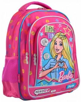 Рюкзак шкільний 1 Вересня S-22 Barbie - poz 556335
