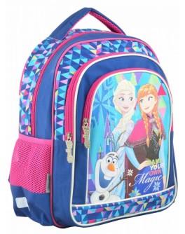 Рюкзак шкільний 1 Вересня S-22 Frozen, 37х29х12 - poz 555269
