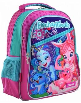 Рюкзак шкільний 1 Вересня S-23 Enchantimals - poz 556337