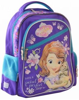 Рюкзак шкільний 1 Вересня S-23 Sofia, 37х29х12 - poz 555271