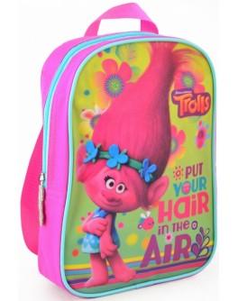 Рюкзак дитячий 1 Вересня K-18 Trolls, 24.5х17х6 - poz 554736