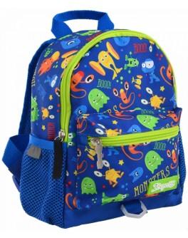 Рюкзак дитячий 1 Вересня K-16 Monsters - poz 556579