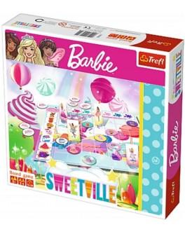 Настільна гра Барбі. Солодке життя (Barbie: Sweetville) Trefl - pi 01674