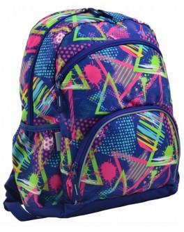Рюкзак шкільний Smart SG-21 Trigon, 40х30х13 - poz 555402