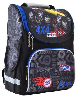 Рюкзак шкільний каркасний Smart PG-11 Speed 4х4 - poz 557941