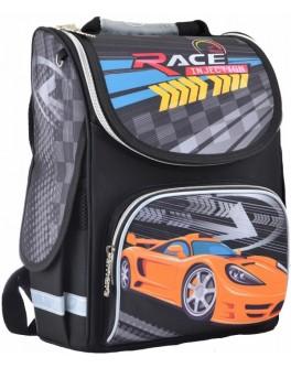 Рюкзак шкільний каркасний Smart PG-11 Race injection, 34х26х14 - poz 554559