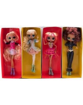 Модні фешн-ляльки аналог Lol Surprise O.M.G. - ves 587-20