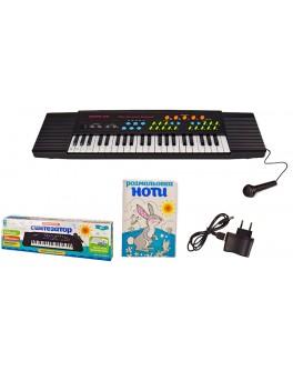 Детский электронный синтезатор PL-3738-U - mlt PL-3738-U