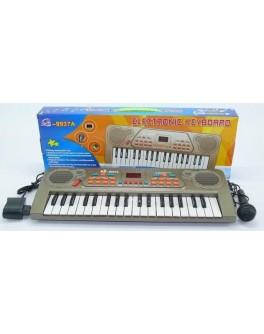 Детский орган с микрофоном QS-9937A - mlt QS-9937A