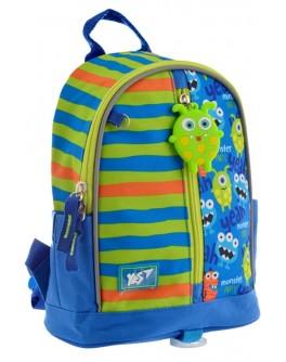 Рюкзак дитячий YES K-30 Monsters - poz 556978