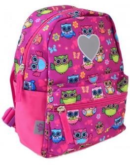 Рюкзак дитячий YES K-19 Owl, 24.5х20х11 - poz 555307