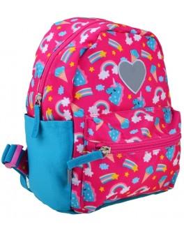 Рюкзак дитячий YES K-19 Unicorn, 24.5х20х11 - poz 555309