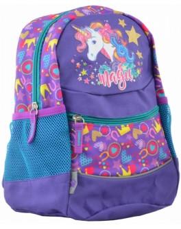 Рюкзак дитячий YES K-20 Unicorn, 29х22х15.5 - poz 555500