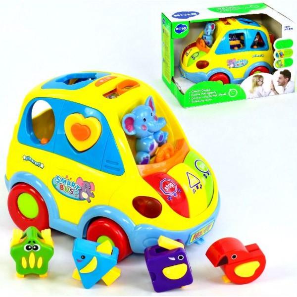 машинка-сортер Hola toys 896