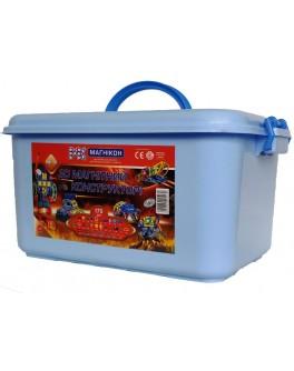 3D Магнітний конструктор Магнікон (МК-170) - MD MK-170
