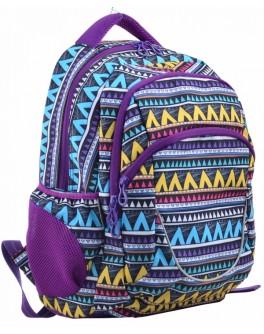 Рюкзак молодежный YES Т-45 Carten, 41х29х15 - poz 554858