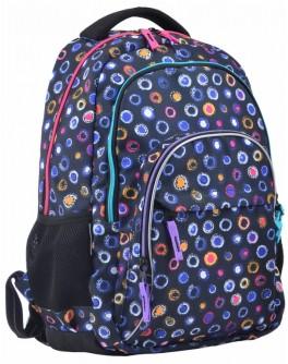 Рюкзак молодежный YES Т-43 Glare, 42х30х14 - poz 554846