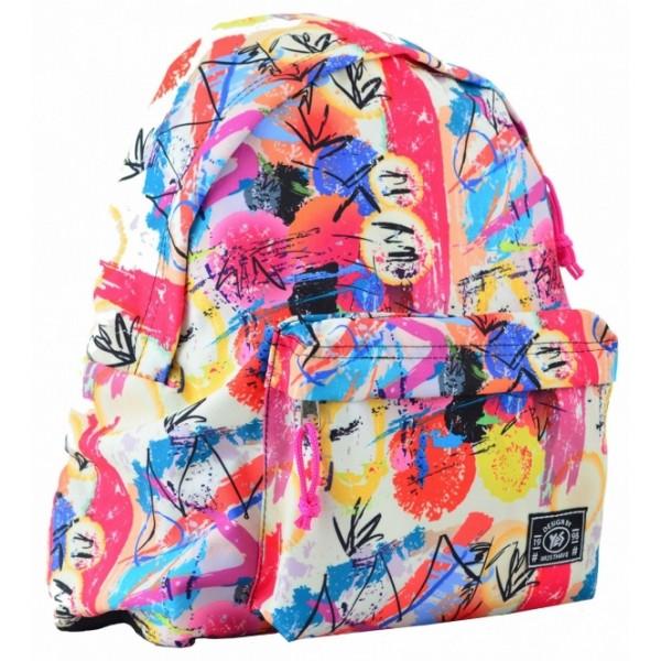 Рюкзак молодіжний YES ST-17 Crazy lap, 42х32х14 - poz 554986
