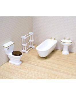 Меблі з дерева для ванної кімнати Melissa & Doug (MD2584) - MD2584