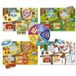 Гра на складання сюжетів Dodo Чарівне містечко (300213) - dodo 300213
