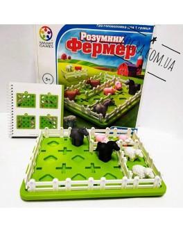 Настольная игра Smart games Умный фермер (SG 091 UKR) - BVL SG 091 UKR
