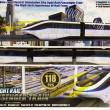 Залізниця Швидкісний експрес, 118 деталей - igs 3064
