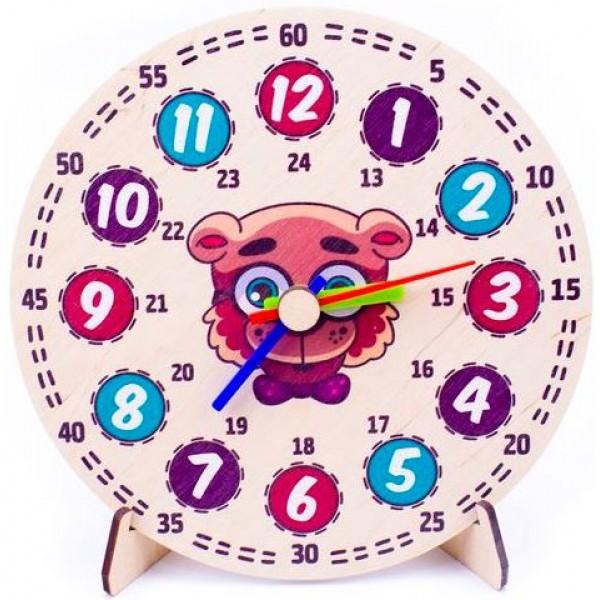 Модель демонстраційна годинник 40 см