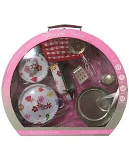 Набір іграшкового металевого посуду PY555-65 - ves PY555-65